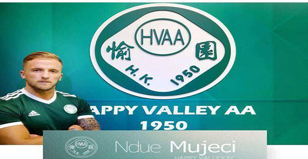 Ndue, Happy Valley'e imzayı attı..!