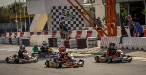Kartingde Start Veriliyor..!