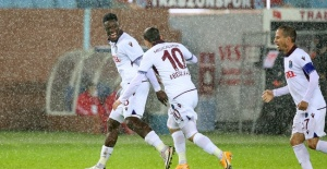 Trabzonspor 'AVCI'..! (1-0)